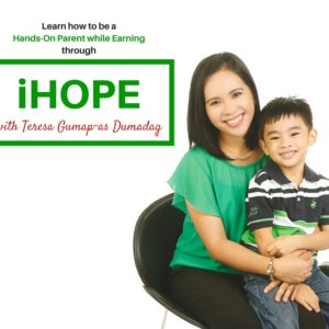 iHOPE Coaching Program with 1 One-on-One Coaching Session