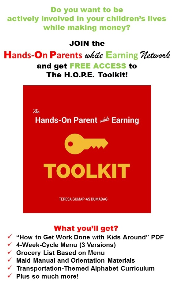 Hands-On-Parent-Earning-Toolkit