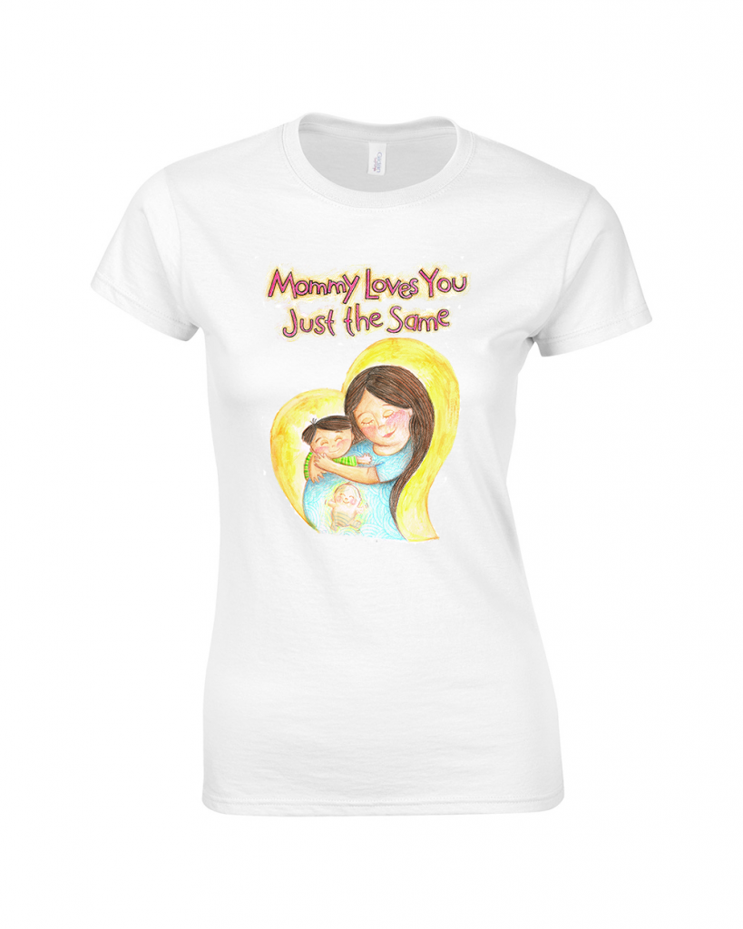 mommyloves you just the same_Mom shirt