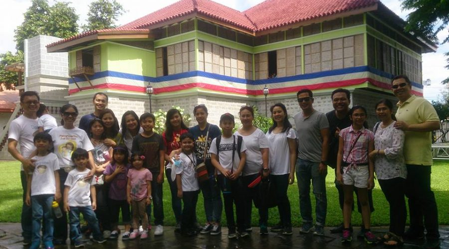 Learning With Our Children During Our Field Trip To Celebrate Dr. Jose Rizal's Birthday