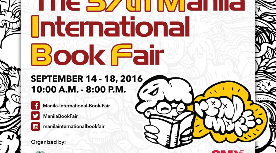Homeschooling and the 37th Manila International Book Fair #MIBF2016