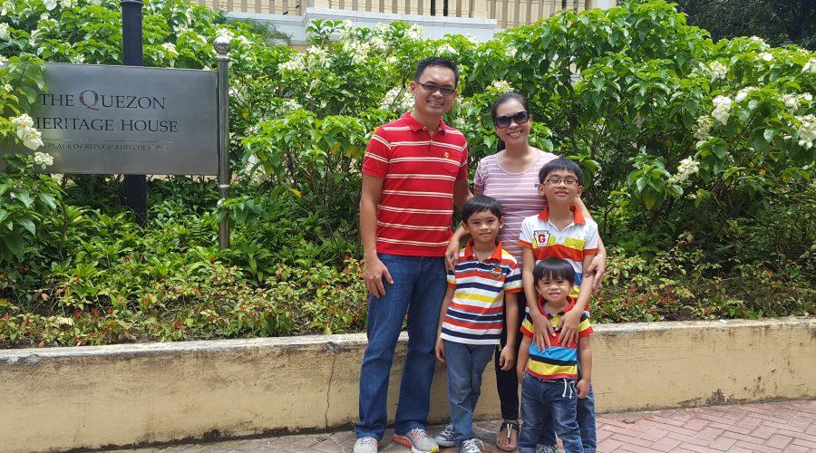 Quezon Memorial Circle Field Trip Part 1