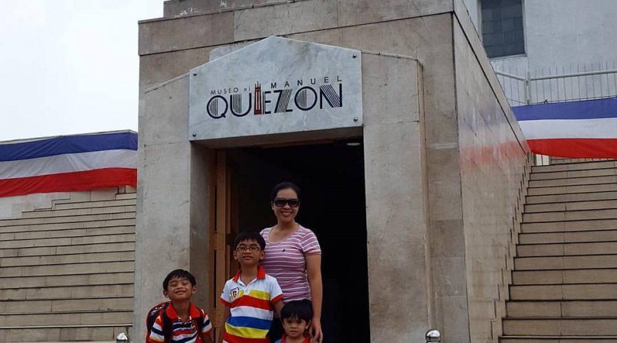 Quezon Memorial Circle Field Trip Part 2
