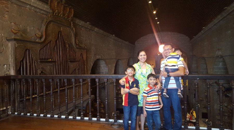 First 2018 Field Trip: Las Piñas Bamboo Organ Museum