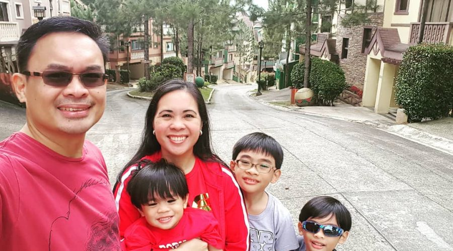Our Christmas Vacation at Crosswinds, Tagaytay
